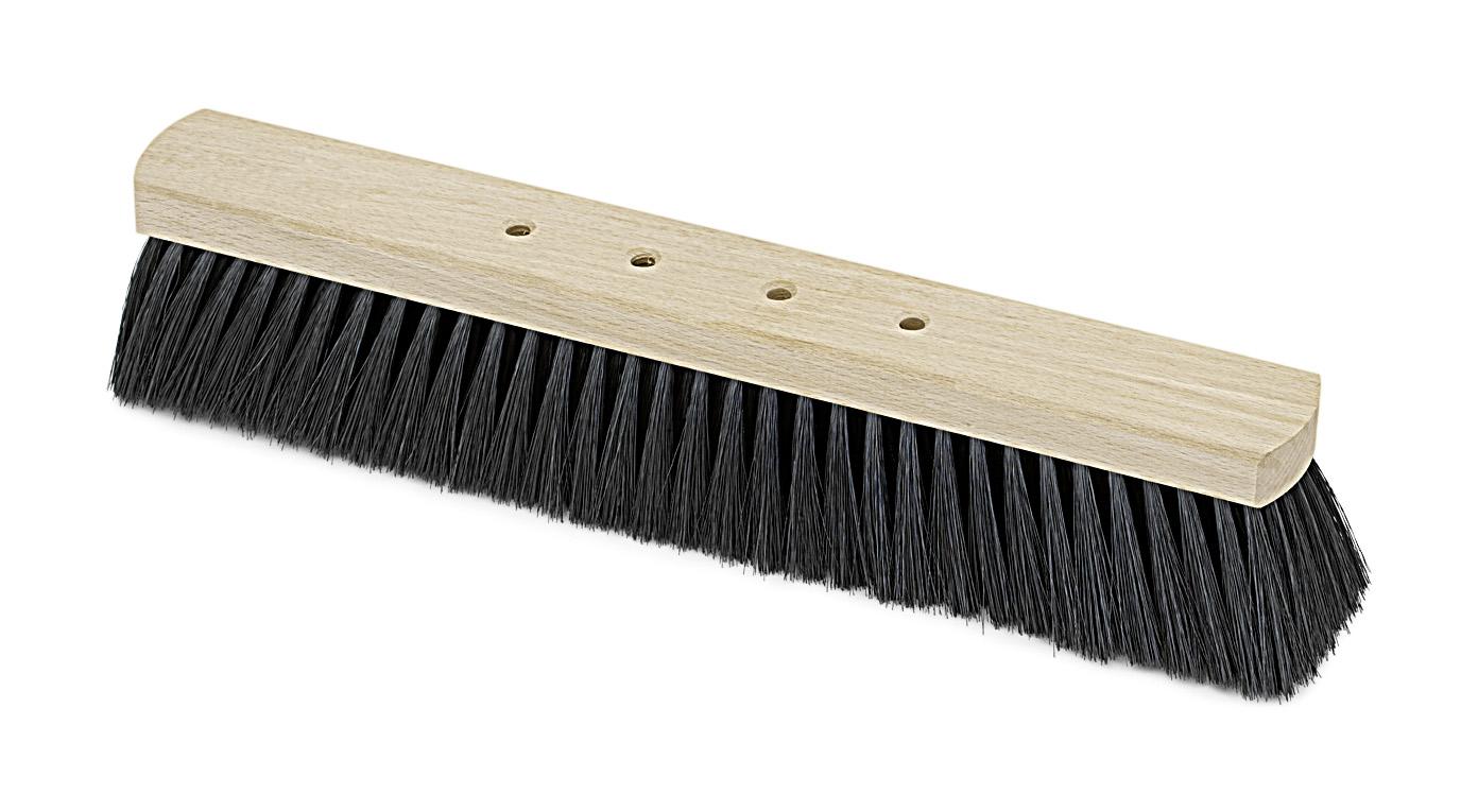 Industrie-Saalbesen Qualitätsmischung 4-Loch 40 cm