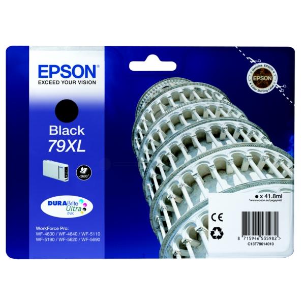 Epson Tintenpatrone 79XL schwarz 2600 Seiten 41,8ml