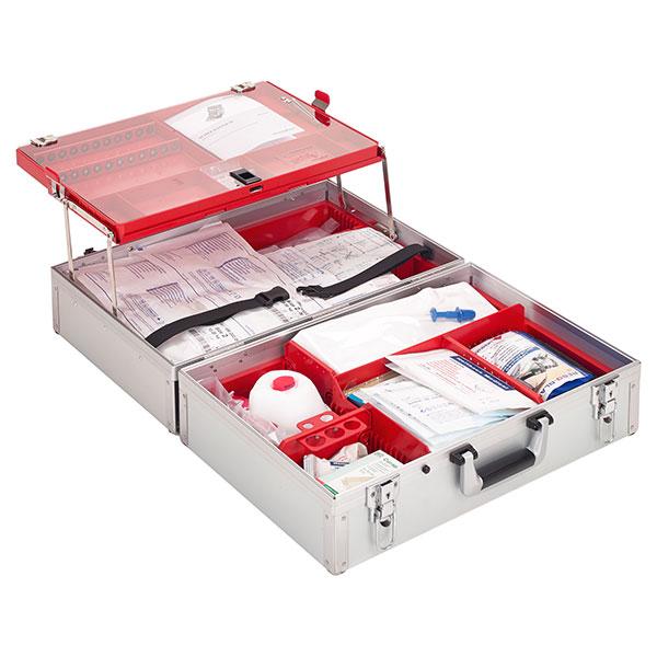 Notfallkoffer Lifebox U3 Komplettausstattung