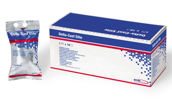 Delta-Cast Elite 10 Stk. Blau