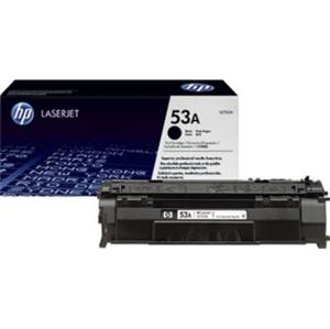 HP Druckkassette Q7553A schwarz