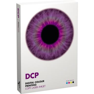 DCP Papier LasInkCopy DIN A4 hochweiß 120g, 250 Blatt