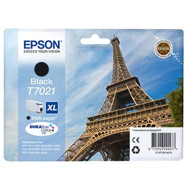 Epson T7021 Tintenpatrone schwarz