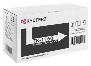 Kyocera Toner TK1160 schwarz