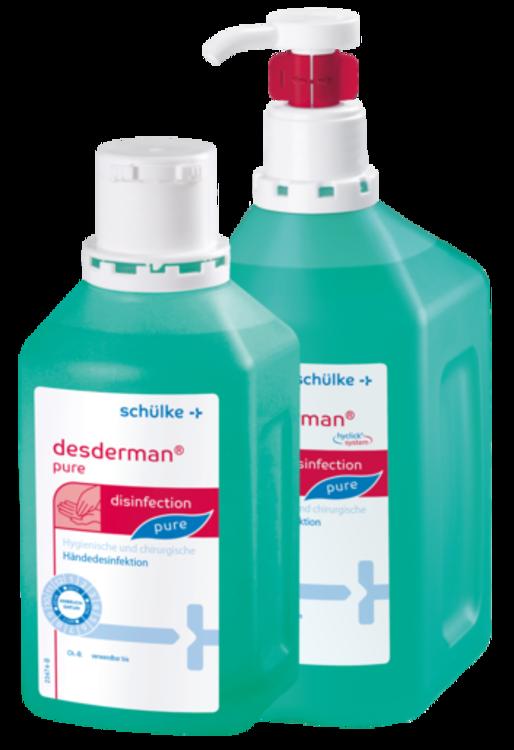 """Desderman pure """"Hyclick"""" für Hände"""