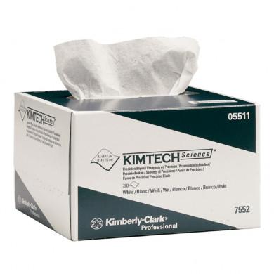 Kimtech Science Präzisionstücher 11,4x21,3cm, 280 Stk