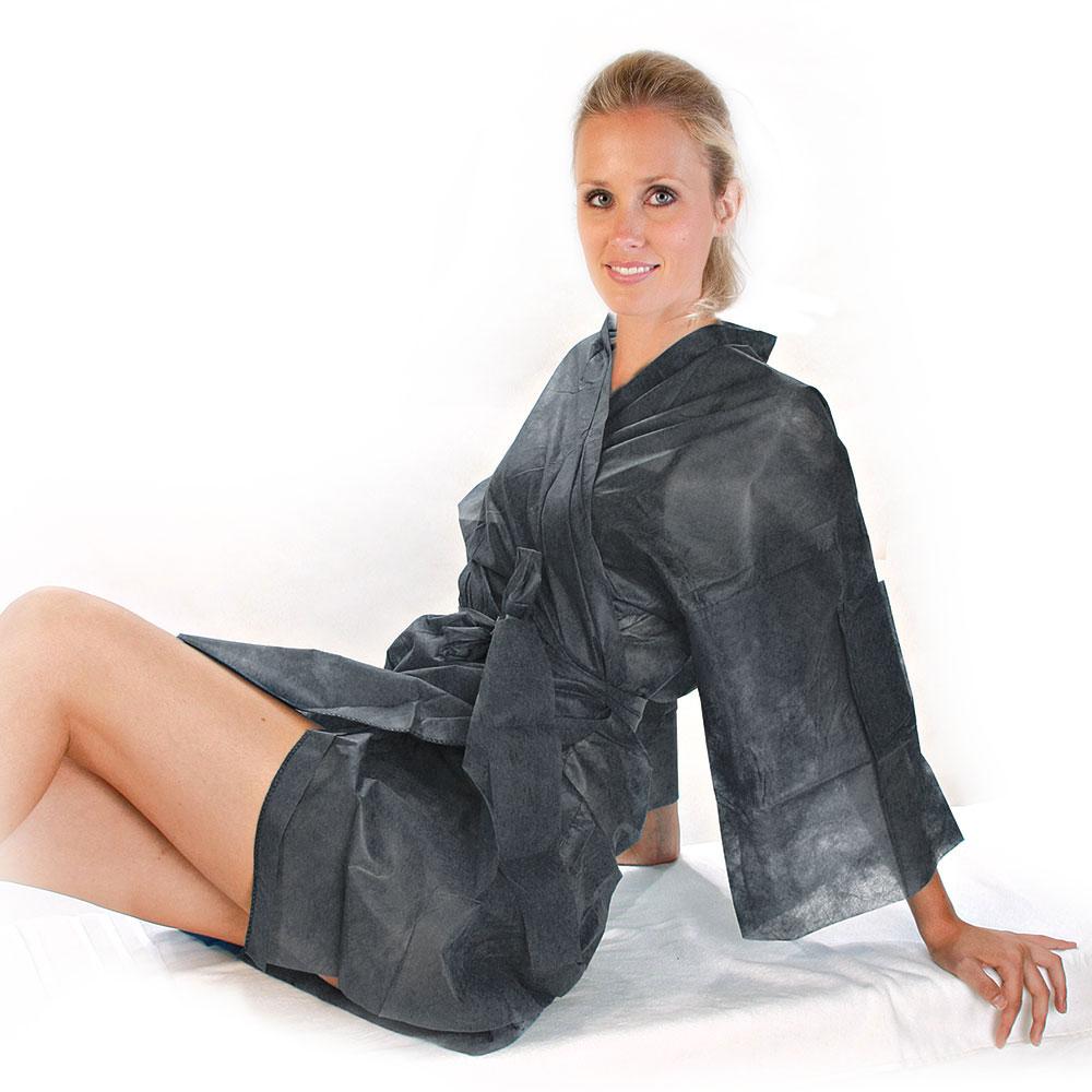 Einweg Kimono PP 100x140cm, 100 Stk.
