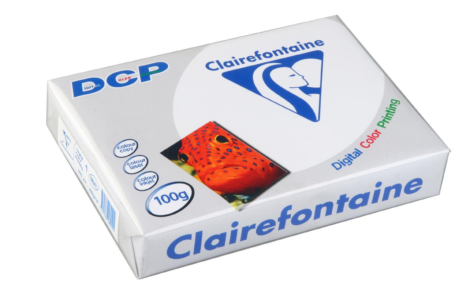 DCP Papier FALKEN DIN A3 hochweiß 120g, 250 Blatt