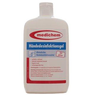 Medichem Desinfektionsgel für Hände, 150ml