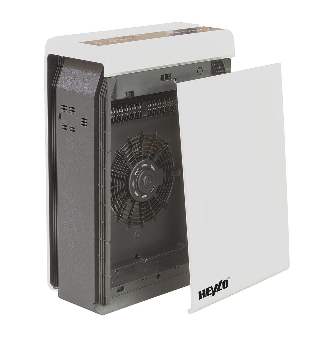 HEYLO® Design-Luftreiniger m. Virenschutz-Paket HL 400 V