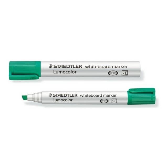 Lumocolor Whiteboardmarker 351B grün