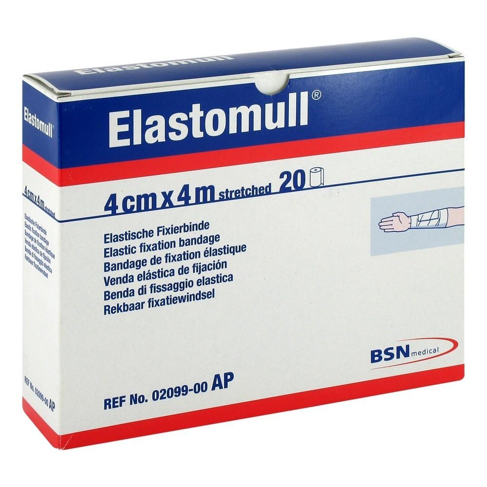 Elastomull lose 20 Stk