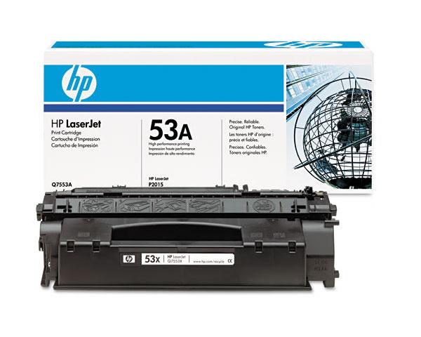 HP Toner Rebuilt 7460 schwarz