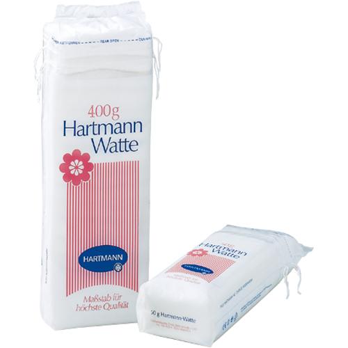 Hartmann Watte, 400g Beutel