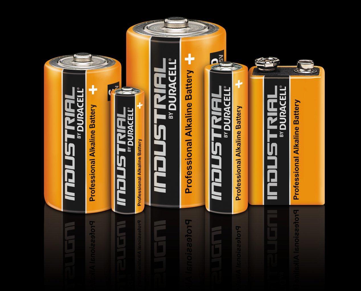 Batterie Duracell Industrial E-Block, 9V
