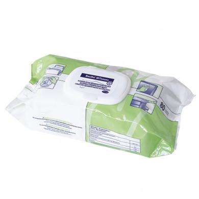 Bacillol 30 Tissues für Flächen Flowpack, 80 Stk.
