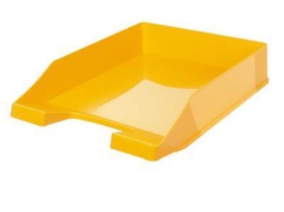 Briefkorb Standard A4-C4 gelb