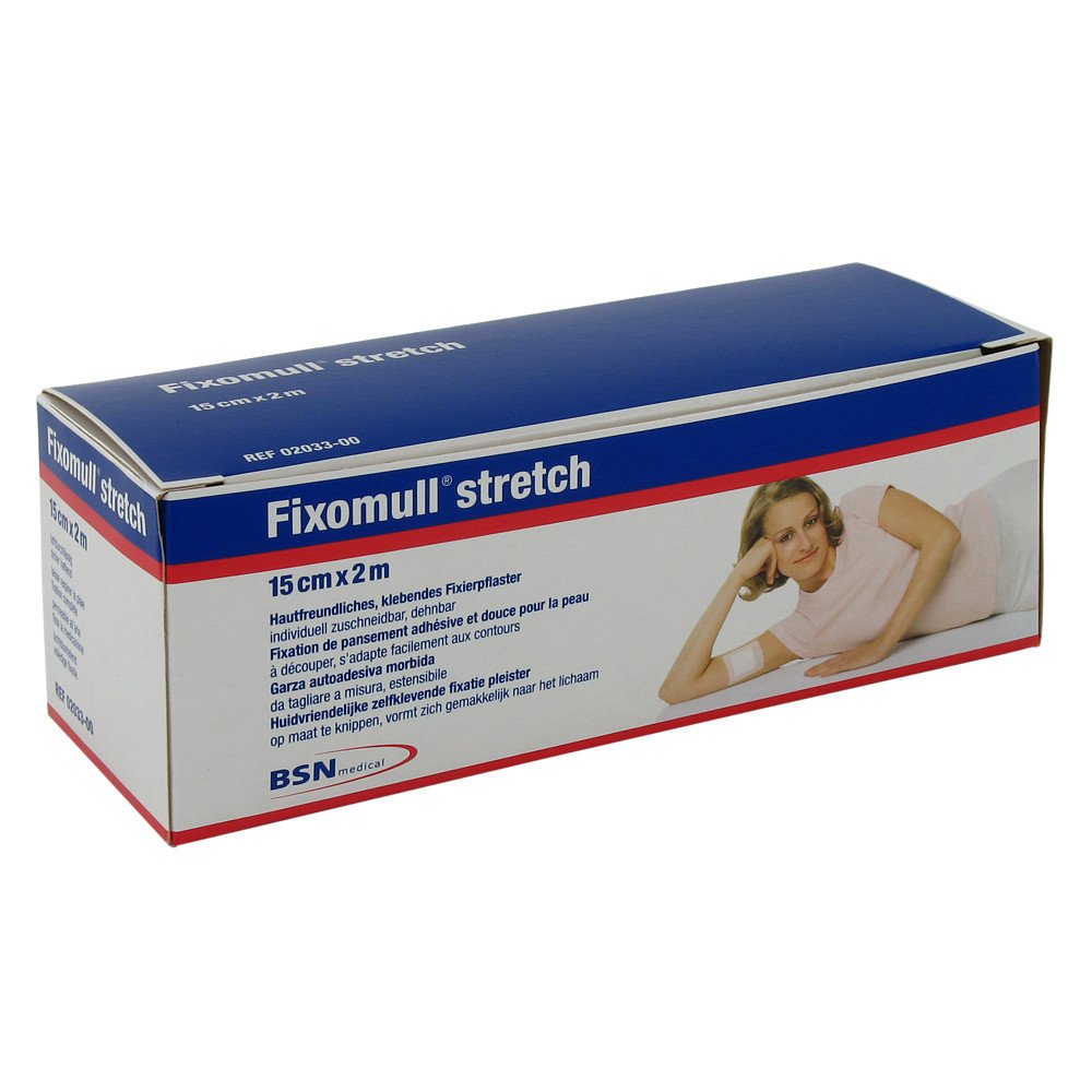 Fixomull Stretch Rolle