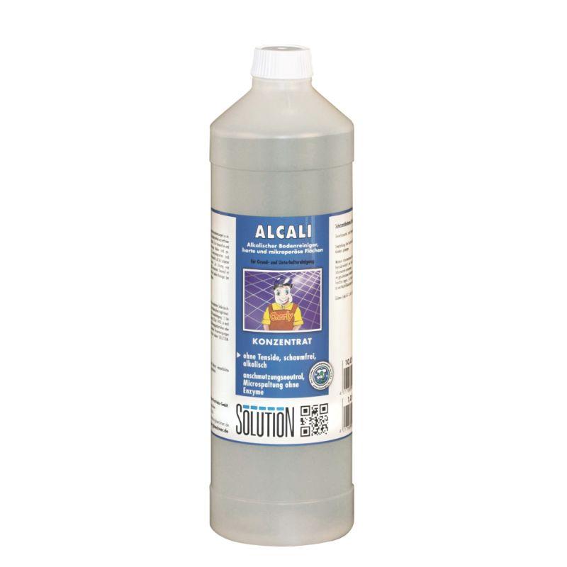 Alcali Bodenreiniger alkalisch, tensidfrei, 1 L