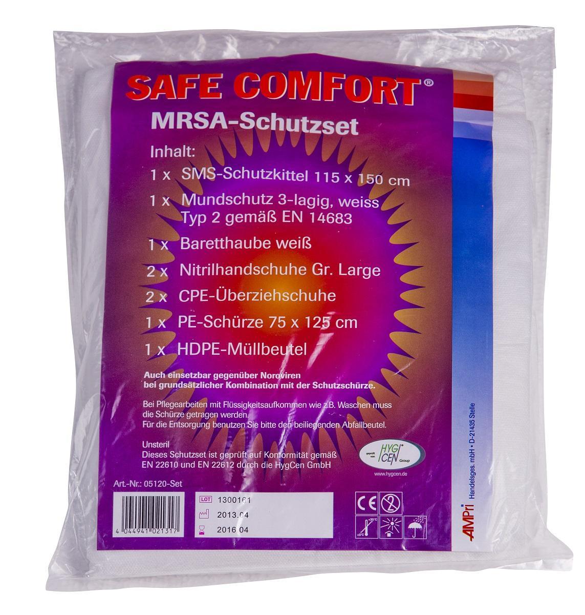 Safe Comfort MRSA-Schutzset