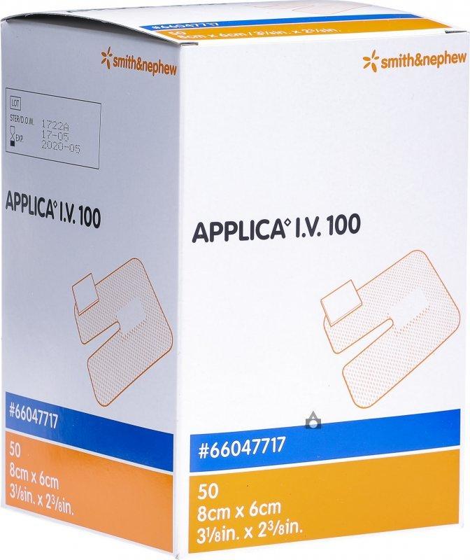 Applica I.V.100 8x6cm, 50 Stk.