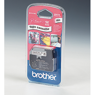 Brother P-touch Schriftbandkassette M-K221