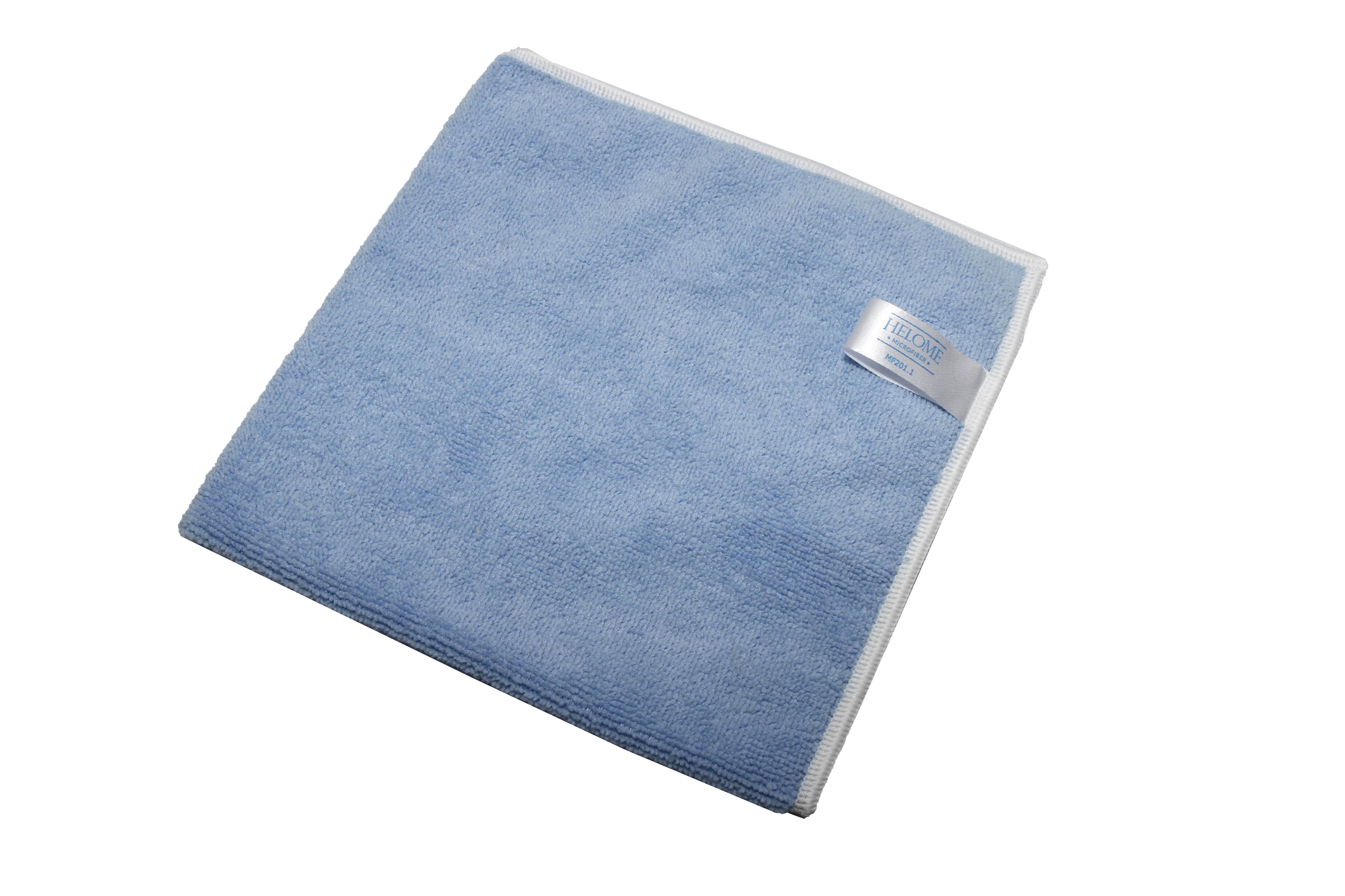 "Microfaser-Allzwecktuch""PRO""40x40cm blau, 1 Stk."